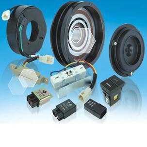 龙泉市中泰汽车空调有限公司主要生产汽车空调电磁离合器,大功率空调
